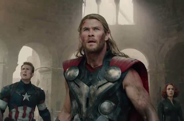 Avengers 2 inspire des mash-ups improbables