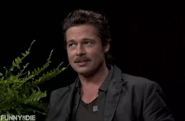 Brad Pitt et Zach Galifianakis dans la meilleure interview du monde
