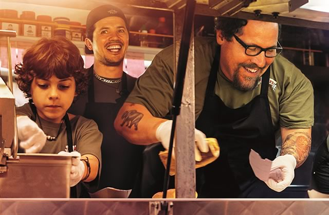 «#Chef », de et avec Jon Favreau, un feel-good movie qui donne faim