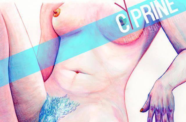 Cyprine Magazine, les articles sexo de madmoiZelle illustrés par une lectrice