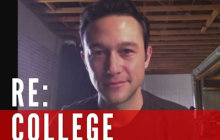 À quoi servent les études universitaires ? Joseph Gordon-Levitt pose la question