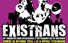 Existrans, la marche pour les droits des personnes trans et intersexes