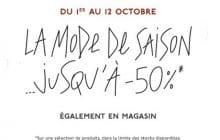 Galeries Lafayette : les 3J, c'est parti !