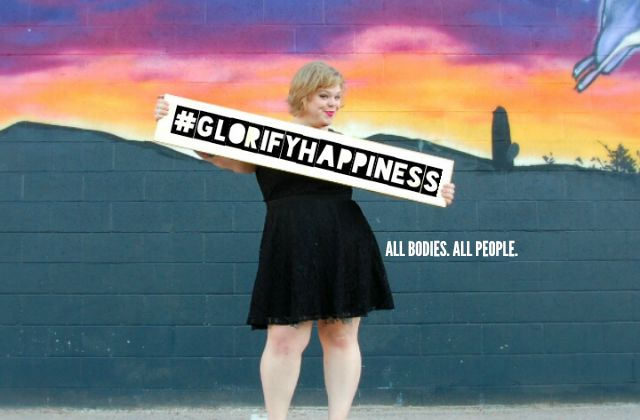 #GlorifyHappiness, un hashtag qui promeut l'amour de son corps