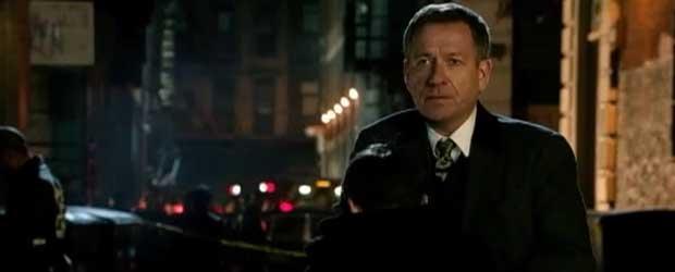 Alfred n'a pas vraiment la tête attendue.