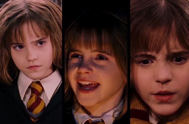 Hermione Granger, le remix, par Pogo