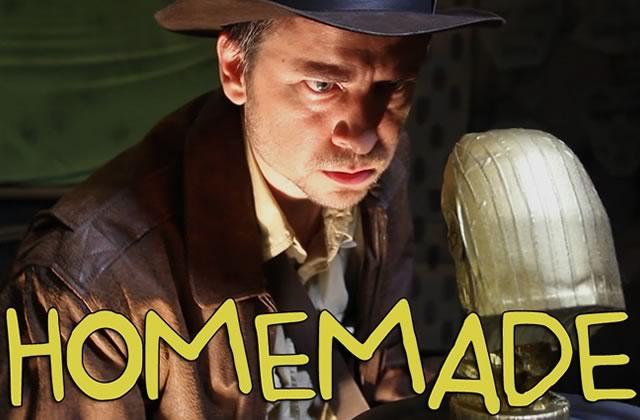 Indiana Jones fait maison : la vidéo