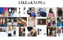 Like to Know : l'appli qui retrouve les fringues que t'aimes sur Instagram