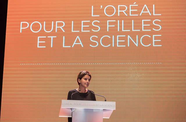 L'Oréal pour les Filles et la Science, un programme nécessaire