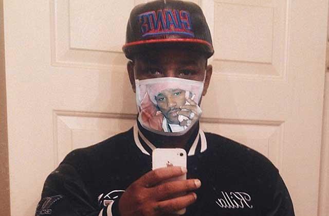 Un rappeur américain vend des « masques anti-ebola » à son effigie – WTF Mode