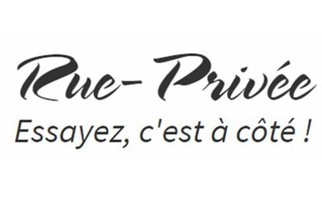 Rue Privée, la plateforme shopping de proximité