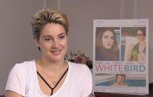 Shailene Woodley («White Bird »)parle de l'adolescence en interview vidéo