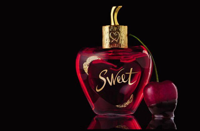 Sweet, le nouveau parfum sucré de Lolita Lempicka