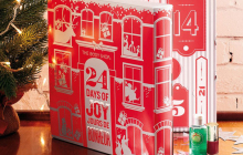 The Body Shop sort son calendrier de l'Avent