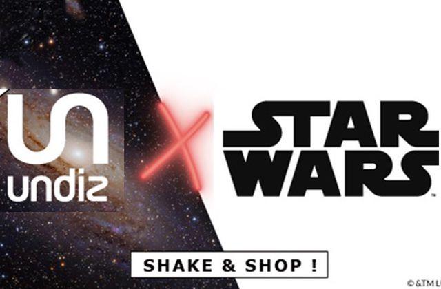 Undiz sort une collection Star Wars… uniquement pour hommes
