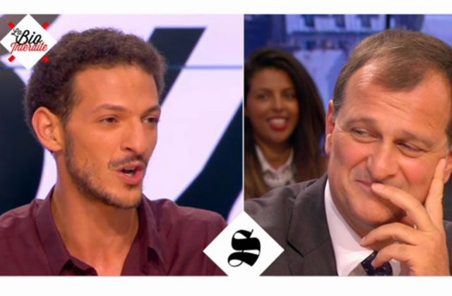 Vincent Dedienne face à Louis Aliot – La Bio Interdite