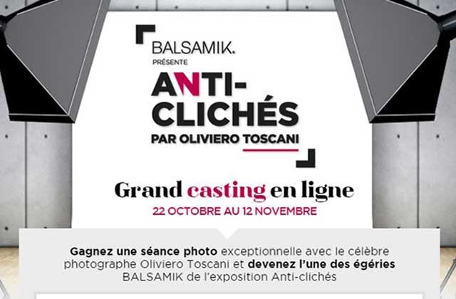 Balsamik organise un casting sur Facebook pour trouver ses nouvelles égéries