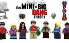 The Big Bang Theory débarque chez LEGO