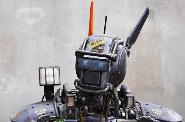 « Chappie », le prochain Neill Blomkamp («District 9 »), l'histoire émouvante d'un robot (un peu trop) intelligent