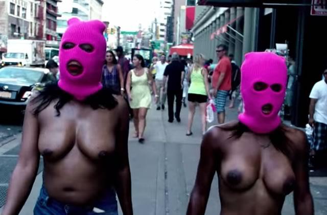 Free The Nipple, un film sur la lutte pour le droit des femmes à être seins nus en public