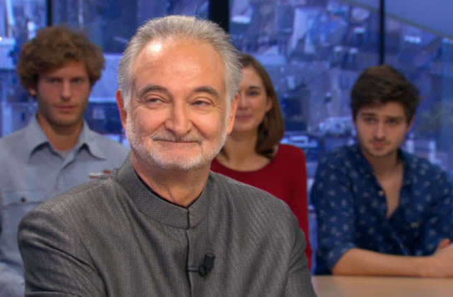 La Bio Interdite de Jacques Attali, par Vincent Dedienne