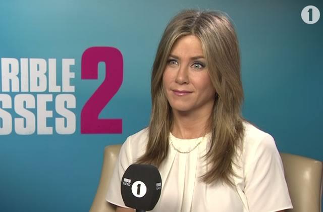 Jennifer Aniston piège le « meilleur » interviewer du monde