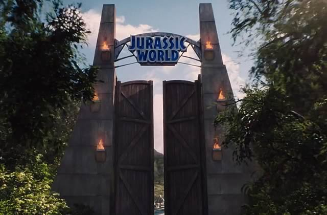 Jurassic World a une nouvelle bande-annonce ! [MAJ]