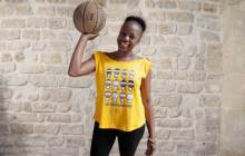 LadyHoop allie inspirations basket et coupes féminines