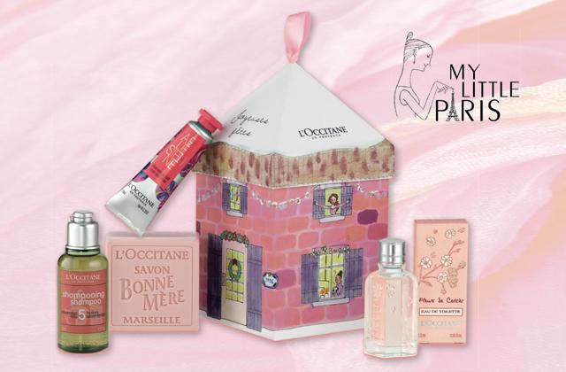 L'Occitane et My Little Paris sortent une nouvelle boîte à surprises pour Noël