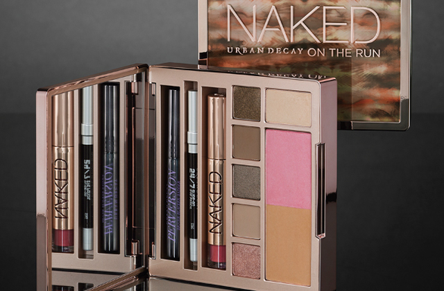 On The Run, la nouvelle palette d'Urban Decay