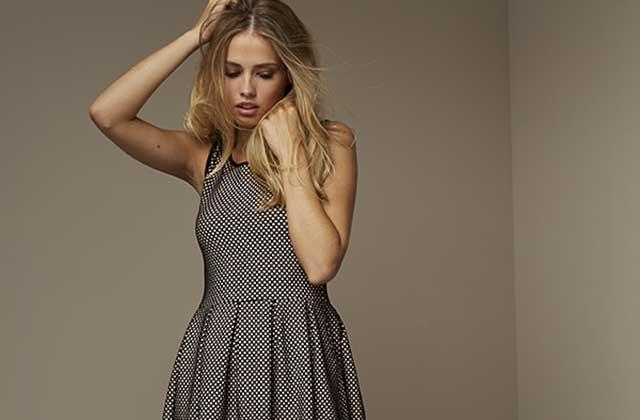 Les petites robes sixties de La Redoute x Brigitte Bardot
