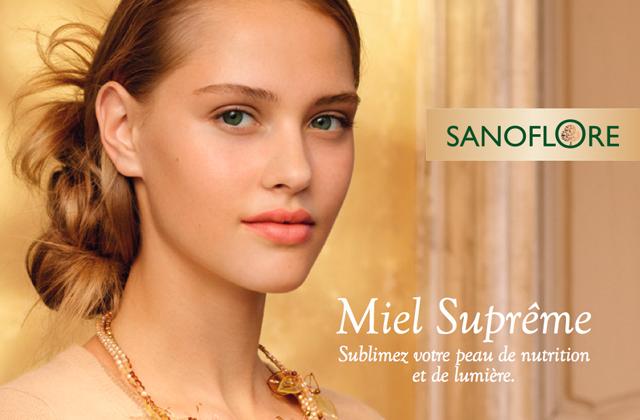 Sanoflore sort une gamme de produits pour les peaux sèches