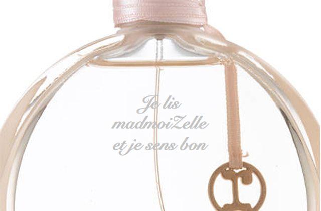 Sephora propose désormais de graver ton flacon de parfum