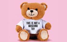 Toy, le nouveau parfum au look d'ours en peluche de Moschino