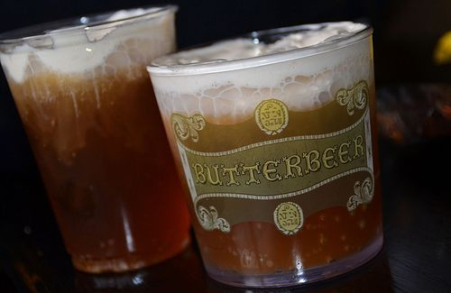 Butterbeer amour