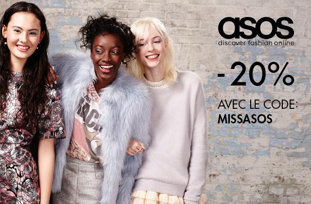 Asos pimpe les fêtes de fin d'année avec une tenue de soirée, des idées cadeaux et un bon plan !