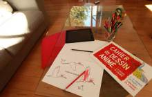 Un livre de coloriage animé — Idée cadeau cool