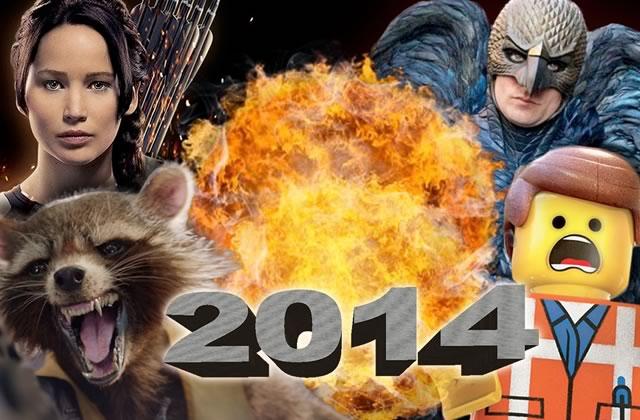Le cinéma en 2014 : le mashup par Cinefix