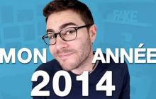 Cyprien présente le récap' de son année 2014 !