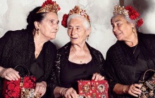 Dolce & Gabbana embauche des mamies pour sa nouvelle campagne de pub