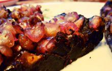 Plaque de chocolat à la grenade — Le dessert (vegan) de Noël