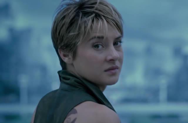 «Divergente 2 — L'Insurrection»a une nouvelle bande annonce !
