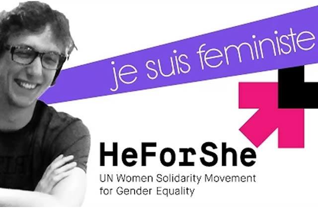 « Je suis féministe », un billet d'humeur pertinent de Pitoum