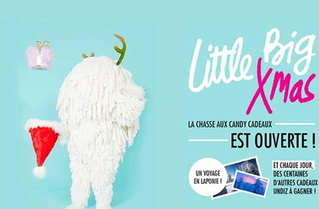 Little Big Xmas par Undiz : la chasse aux cadeaux est ouverte !