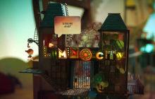 « Lumino City », un jeu vidéo de toute beauté… réalisé en papier !