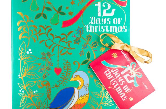 Idée cadeau cool – Le livre de surprises de Noël de Lush