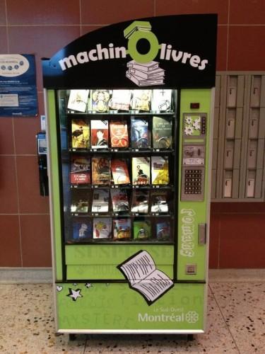 machin-librairy