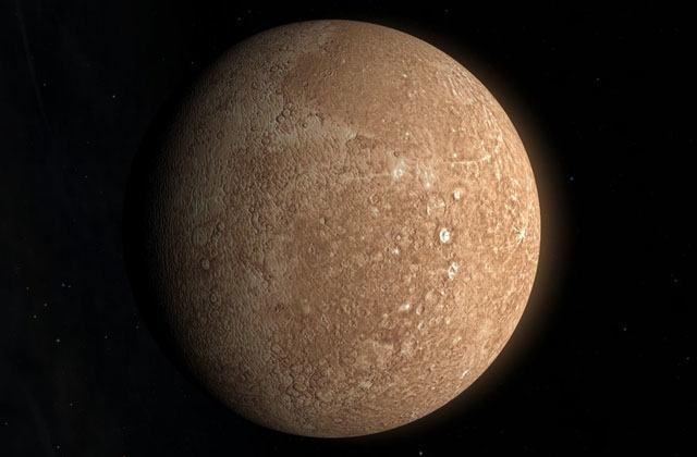 Cinq cratères de Mercure ont besoin de toi pour être nommés !