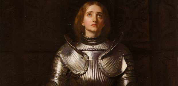 Jeanne d'Arc Millais