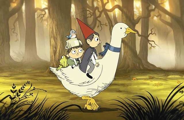 Over the Garden Wall, une des plus belles séries animées du moment